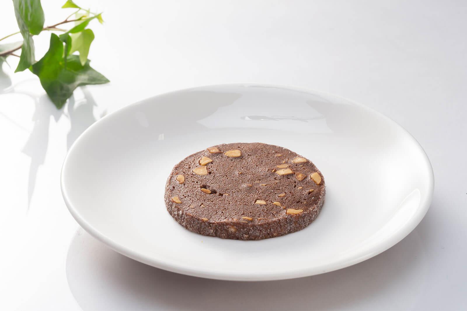 ヘーゼルナッツチョコクッキー